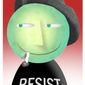"Illustration on the new ""Resistance"" by Alexander Hunter/The Washington Times"