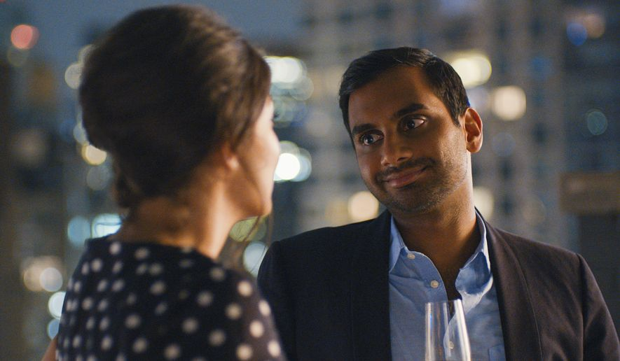 "This image released by Netflix shows Aziz Ansari in a scene from, ""Master of None."" Ansari, Donald Glover and Issa Rae are among those who star in shows they also created or co-created, write and sometimes even direct. In return, they could reap Emmy nominations in a number of categories. The nominations will be announced Thursday. The Emmy Awards ceremony is set to air Sept. 17 on CBS, hosted by Stephen Colbert. (Netflix via AP)"