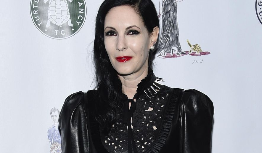 """FILE - In this April 17, 2017 file photo, Jill Kargman attends the Fourth Annual Turtle Ball in New York. Kargman, creator and star of Bravo's """"Odd Mom Out,"""" returns Wednesday for a third season. (Photo by Evan Agostini/Invision/AP, File)"""
