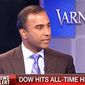 Entrepreneur Shiva Ayyadurai told Fox Business Network on July 12, 2017, that he plans to challenge Massachusetts Sen. Elizabeth Warren in 2018. (YouTube, Fox Business Network)