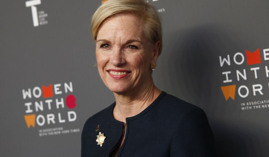 In this April 5, 2017, file photo, the president of Planned Parenthood Cecile Richards attends the opening night of the 8th Annual Women in the World Summit in New York. (Photo by Andy Kropa/Invision/AP, File)