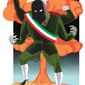 Illustration on the IRGC by Linas Garsys/The Washington Times