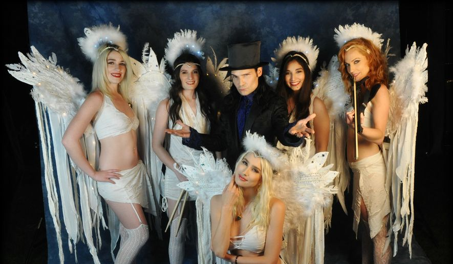 Corey Feldman & The Angels.  (Maggie St. Thomas)