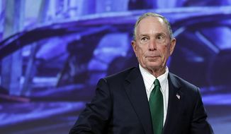 7. Michael Bloomberg - CEO, Bloomberg. Ranked number 10 in the world with a net worth of  $50.5 billion