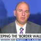 "Brandon Judd, the president of the National Border Patrol Council, told ""Fox and Friends"" on July 17, 2017, that morale is the highest he's seen throughout his 20 years within the agency. (Fox News Channel screenshot)"