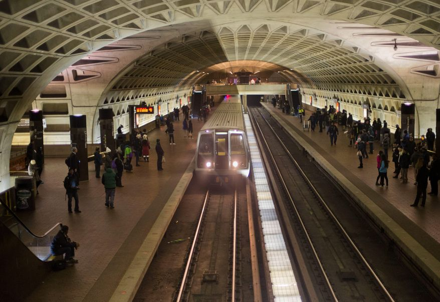 Metro has removed the last of its 1000 Series rail cars and 4000 Series rail cars from the tracks and replaced them with the safer 7000 Series. (Associated Press)