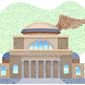 Left Wing University Illustration by Greg Groesch/The Washington Times