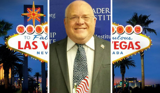 Mark Riggins, a retired school teacher, ran for the Nevada State Assembly in 2016. Though he lost to the 5-time incumbent, he earned his opponent's praise for the vigor and integrity of his campaign.