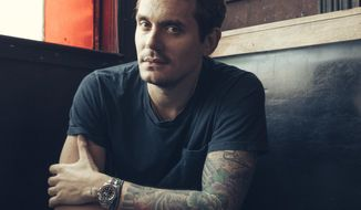 John Mayer poses for a portrait on Tuesday, June 27, 2017 in New York, NY. (Photo by Victoria Will/Invision/AP)