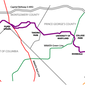 The U.S. Court of Appeals for the D.C. Circuit has cleared the way for the Purple Line light-rail project in Maryland. (Photo: Wikipedia)