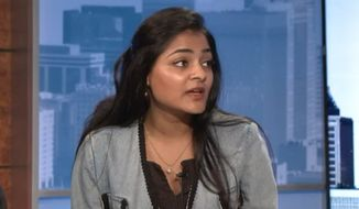 """Dimple Ajmera, a Democratic city council member in Charlotte, North Carolina, has doubled down on a controversial statement declaring supporters of President Trump have """"no place"""" in local government. (WCNC)"""