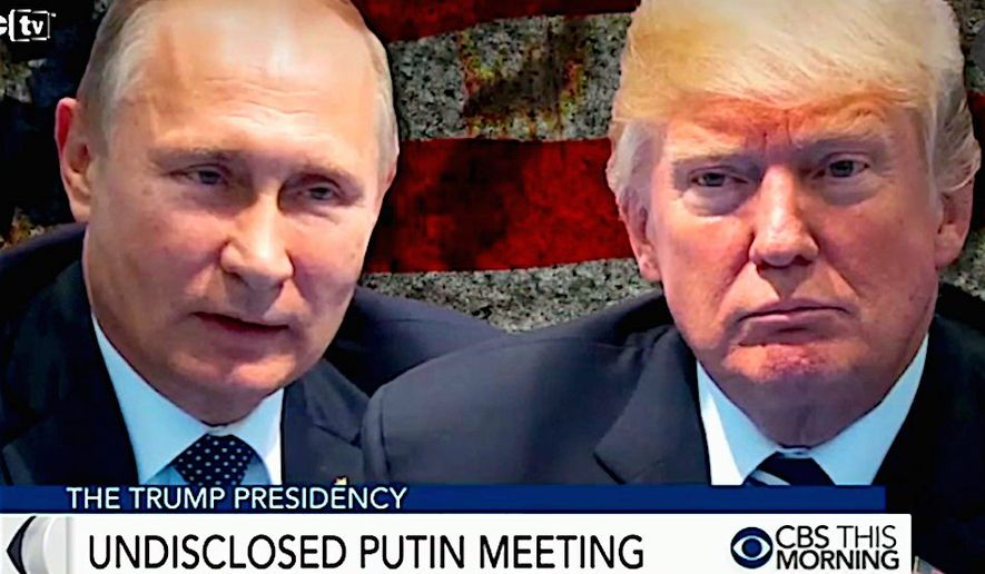 """The broadcast networks have provided an """"iron curtain"""" of Russia coverage for days, while ignoring major stories to the nation say analysts. (Media Research Center)"""