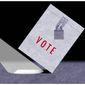 Illustration on examining voter fraud by Alexander Hunter/The Washington Times