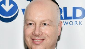 Jason Greenblatt. (Associated Press) ** FILE **