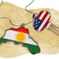 Kurdistan Partnership Illustration by Greg Groesch/The Washington Times