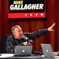 Mike Gallagher is among the 19 talk radio hosts who will broadcast live from the White House on Tuesday, pushing a pro-America theme. (Mike Gallagher)