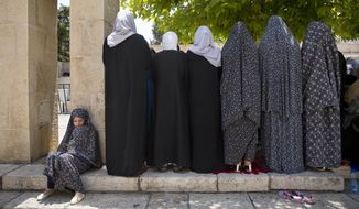 Statistics on atheism in the Middle East and North Africa are hazy, but analysts say they represent an increasing trend based on recent developments. (Associated Press/File)
