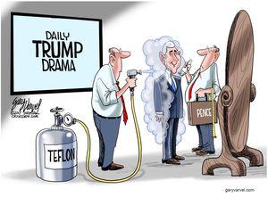 Daily Trump Drama