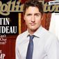 "The August 2017 cover of Rolling Stone magazine asks readers the following question of Canadian Prime Minister Justin Trudeau: ""Why can't he be our President?"""