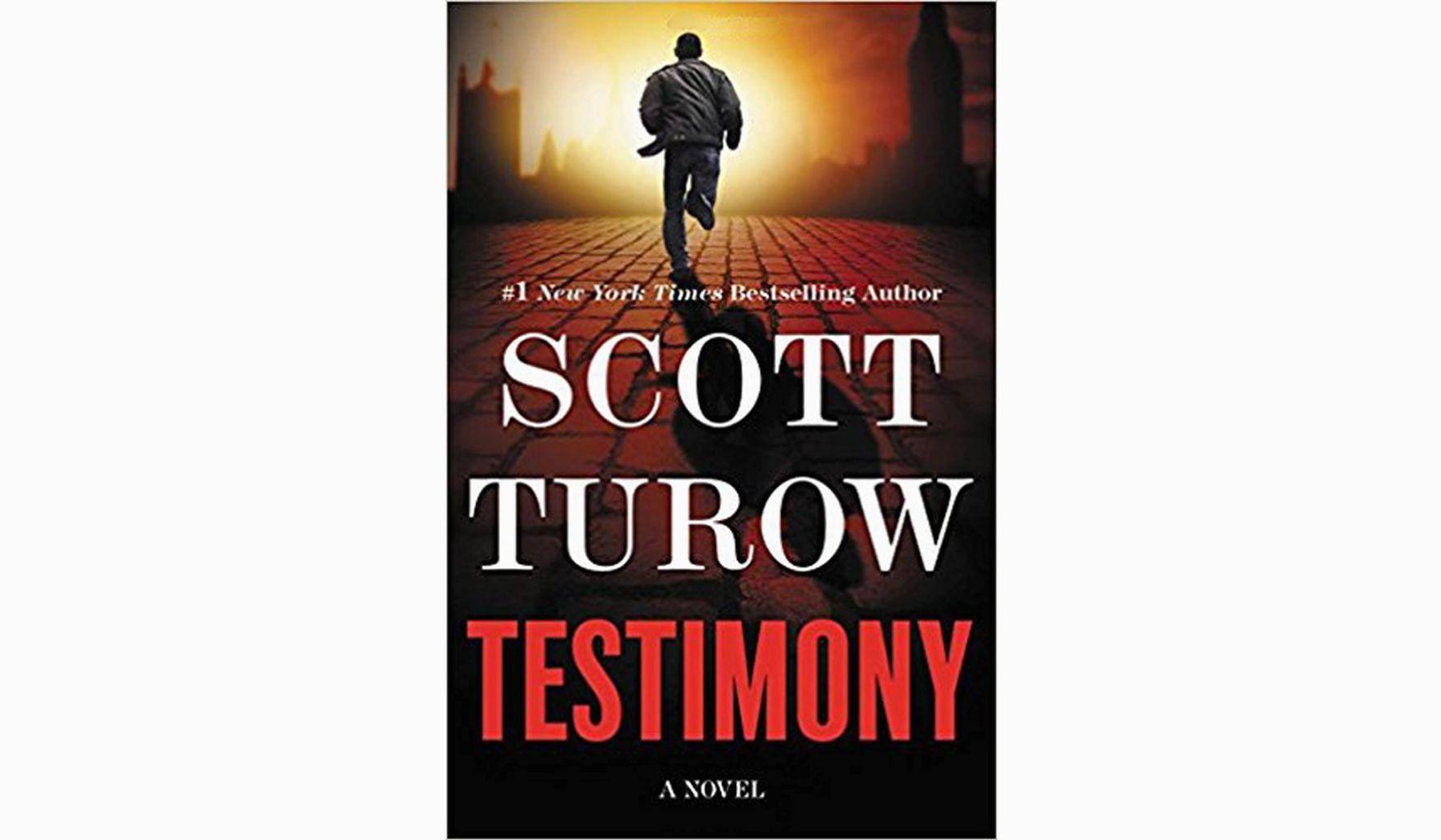 BOOK REVIEW: 'Testimony' - Washington Times
