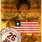 Illustration on Liberian Independence Day and its history by Alexander Hunter/The Washington Times
