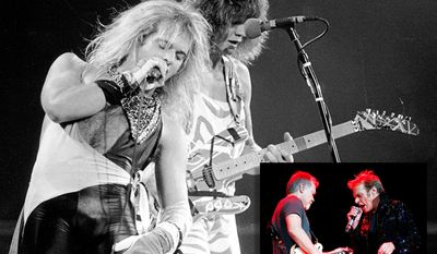 Van Halen consisted of guitaris Eddie Van Halen, vocalist David Lee Roth, drummer Alex Van Halen, and bassist Michael Anthony. The band went on to become major stars, and by the early 1980s they were one of the most successful rock acts of the time. In 1985, the band replaced lead singer David Lee Roth with former Montrose lead vocalist Sammy Hagar. With Hagar, the group would release four U.S. number-one albums over the course of 11 years. Hagar left the band in 1996 shortly before the release of the band's first greatest hits collection Best Of  Volume I. Former Extreme frontman Gary Cherone was quickly recruited as lead singer to replace Hagar, and Van Halen III was released in 1998. Van Halen went on hiatus until 2003 when they reunited with Hagar for a worldwide tour. The reunited band released a second greatest hits collection the following year, The Best of Both Worlds. Hagar again left Van Halen in 2005, and in 2006 Roth returned as lead vocalist for their highest-grossing tour, and one of the highest-grossing tours of that year. Anthony was not invited to participate in the tour and was essentially fired from the band, replaced by Wolfgang Van Halen, Eddie's son. In 2012, the band released the commercially and critically successful, A Different Kind of Truth, with Roth as lead vocalist. In 2007, Van Halen was inducted into the Rock and Roll Hall of Fame. VH1 ranked them 7th on their list of the top 100 hard rock artists of all time. In February 2015, Van Halen fan site VHND.com announced that Van Halen would be releasing their first ever live album with original vocalist David Lee Roth, Tokyo Dome Live in Concert on March 31, 2015. It was also reported that the band would be releasing newly remastered versions of their 1978 debut and 1984 on CD, digital, and vinyl. On March 24, 2015, Van Halen announced a 39 date tour with Roth to take place from July to October 2015 across North America.