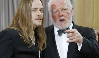 Brawley Nolte and his dad Nick Nolte. Brawley Nolte was arrested in 2009 on suspicion of driving under the influence of a controlled substance in Santa Monica. Nick Nolte himself pleaded no contest in 2002 to a misdemeanor charge of driving under the influence of drugs.