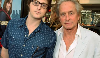 Cameron Douglas and Michael Douglas. Douglas has been arrested for drug offenses at least three times. In 1999 he was found with cocaine in Manhattan and was arrested and charged with a misdemeanor possession of a controlled substance. The charge was dropped after he pleaded guilty to the lesser charge of disorderly conduct. In 2007 he was charged with felony possession of a controlled substance after police officers found a syringe with liquid cocaine in a car he was in. On July 28, 2009, Douglas was arrested by the Drug Enforcement Administration for possession of 0.5 pounds of methamphetamine. Due to the large amount of the drug seized, Douglas was charged with intent to distribute. The charge carries a minimum prison sentence of 10 years and a maximum of life. On January 27, 2010, Douglas pleaded guilty to both conspiracy to distribute drugs and to heroin possession after his girlfriend had smuggled heroin hidden inside an electric toothbrush and passed it on to him while he was under house arrest. On April 20, 2010, Douglas was sentenced to five years in prison for both possessing heroin and dealing large amounts of methamphetamine and cocaine out of a New York hotel room. In October 2011 Douglas pleaded guilty to possessing drugs in prison. On December 21, 2011, he was sentenced to an additional 4-1/2 years in prison for this charge. In January 2013 Douglas was again found to have drugs in his system while in prison in Loretto, Pennsylvania.