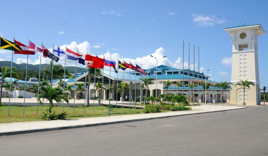 Montego Bay Convention Centre in Jamaica
