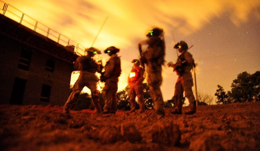 The unprecedented pace and tempo in which U.S. special operations forces have been used in the post-9/11 global war on terrorism has exacerbated stress levels, leading to risky coping behaviors. (U.S. Navy)
