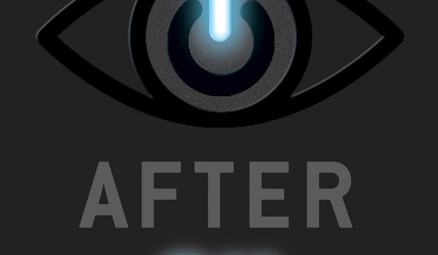 """This book cover image released by Del Rey shows """"After On,"""" a novel by Rob Reid. (Del Rey via AP)"""