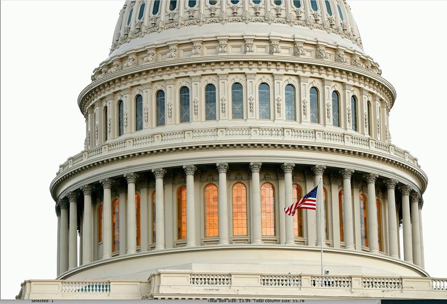 The Capitol will not be a very busy place in the next months, says a watchdog. There are 12 days of work scheduled through September. (Associated Press)