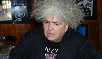 Buzz Osborne of The Melvins.  (Dave Kapp)