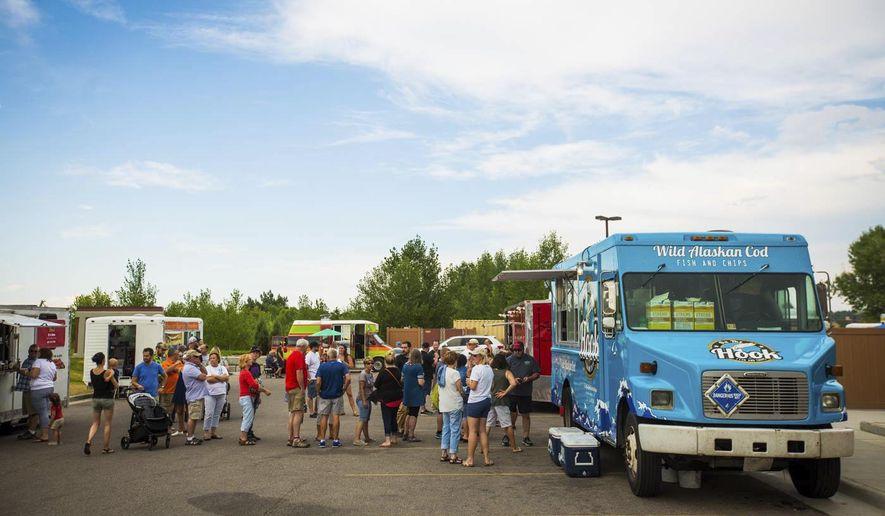 Casper Wyoming Food Trucks