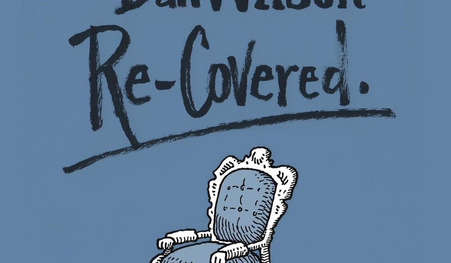 "This cover image released by Big Deal Media shows ""Re-Covered,"" the latest release by Dan Wilson. (Big Deal Media via AP)"