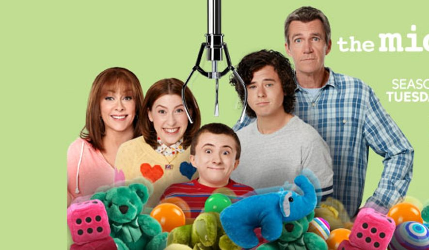"""ABC's """"The Middle"""" will enter its ninth and last season this October. (ABC/Facebook)"""