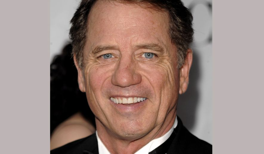 "In this June 15, 2008, file photo, actor Tom Wopat arrives at the 62nd Annual Tony Awards in New York. Wopat, 65, who played Luke Duke in the 1980s television show ""The Dukes of Hazzard,"" is scheduled to be arraigned Thursday, Aug. 3, 2017, in Waltham, Mass., District Court. on indecent assault and battery, and drug charges. (AP Photo/Peter Kramer, file)"