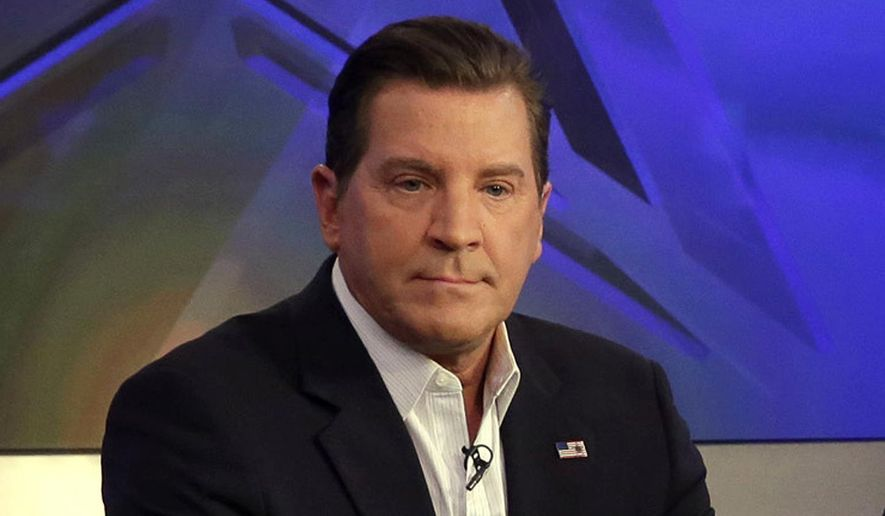 """Eric Bolling appears on Fox News Channel's """"The Five"""" on July 22, 2015. (AP Photo/Richard Drew) ** FILE **"""