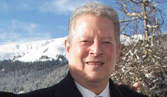 Former Vice President Al Gore. (Associated Press) ** FILE **