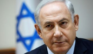 Neither war nor terrorism has threatened Benjamin Netanyahu's power, but his single-minded desire to retain and strengthen his power and influence by any means may now threaten to initiate his downfall. (Associated Press/File)
