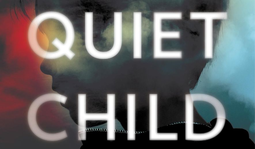 """This cover image released by William Morrow shows """"The Quiet Child,"""" a novel by John Burley. (William Morrow via AP)"""