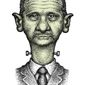 Illustration of Bashar Assad by Kevin Kreneck/Tribune Content Agency