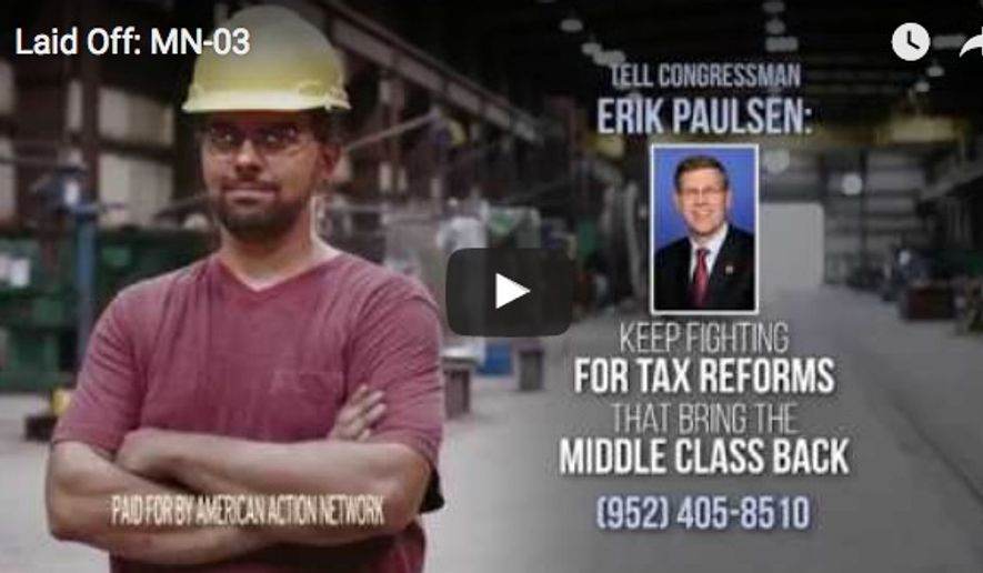 (Image: Screen grab from American Action Network's YouTube channel, https://www.youtube.com/watch?v=Ar3Rc1XmvmA)