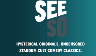 Screen capture from Seeso.com taken August 9, 2017. The all-comedy video streaming service announced on August 9 that it was shutting down by year's end. (Seeso)
