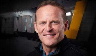 NRATV.com talk show host Grant Stinchfield has apologized for suggesting North Korea set its sights on California's state capital instead of Guam. (NRATV.com)