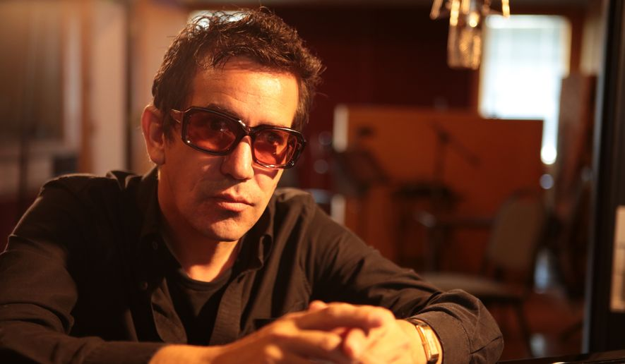 A.J. Croce.  (Sebastian Smith)
