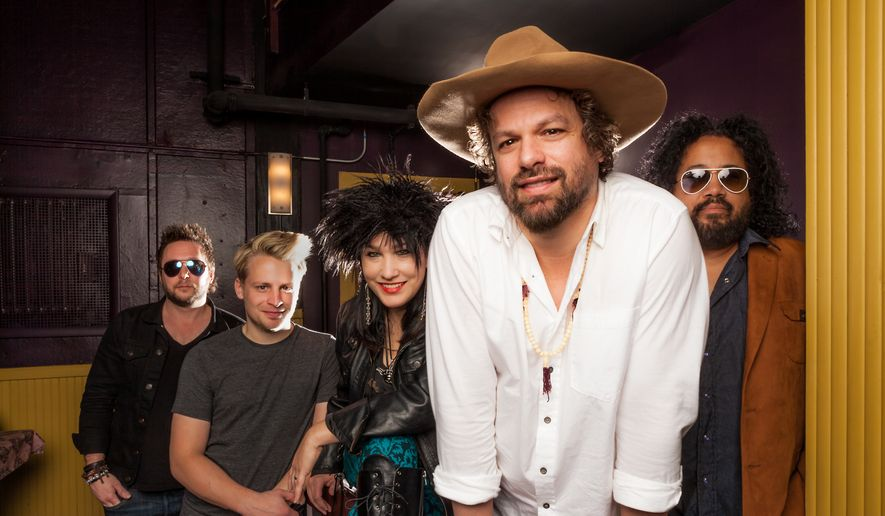 Rusted Root.  (Nathan Ekis Photography)