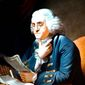 Benjamin Franklin. (Associated Press) ** FILE **