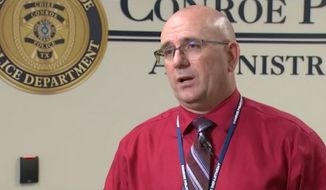 Conroe Police Department Chief Philip Dupuis is speaking out after he was asked to leave a Woodlands doctor's office because of his firearm.