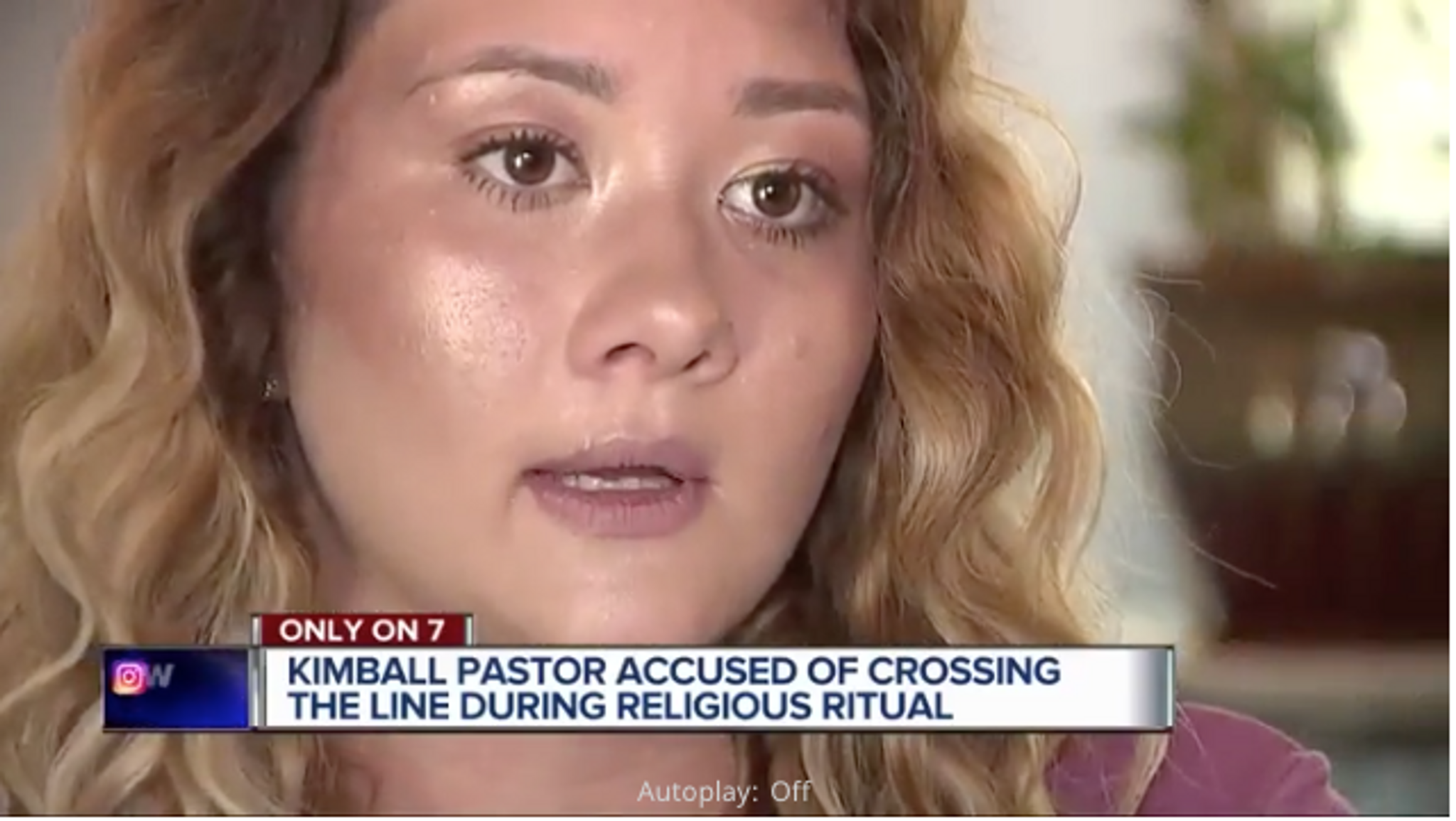 Michigan woman accuses pastor of sexual assault during in-home ...